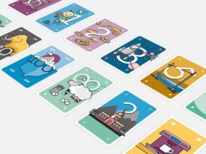 carte poker planning plastica