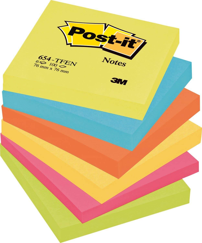 post-it assortiti
