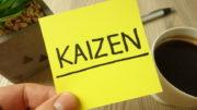 lean e kanban - kaizen